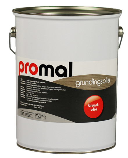 Promal Grundingsolie - priming oil