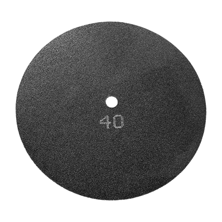 Ø 410 mm - slibeskive