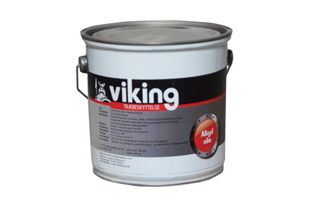 Viking HD alkyd - Full cover alkyd wood protection paint 2,5 ltr