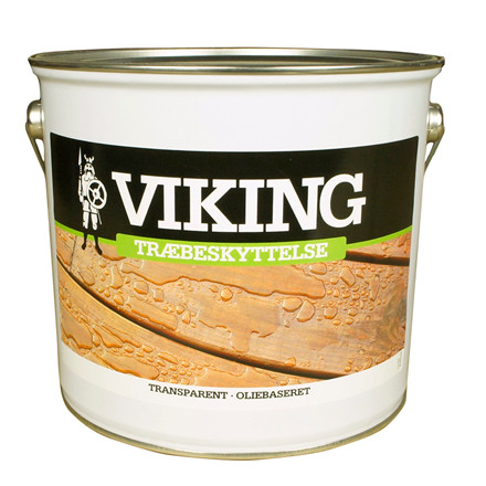 Viking Transparent wood protection, 5 ltr