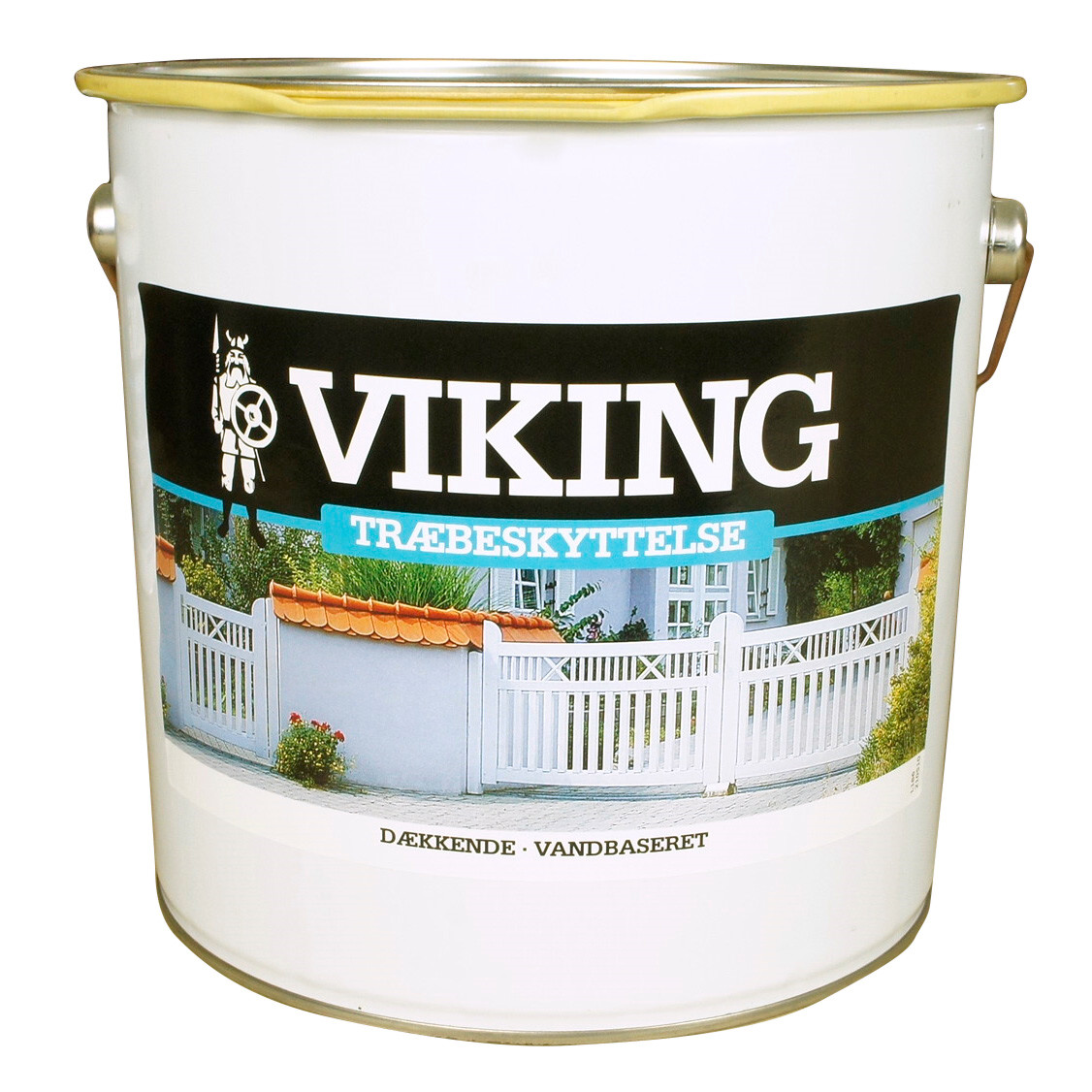 Viking Acrylic Wood Protection Paint 5 Ltr