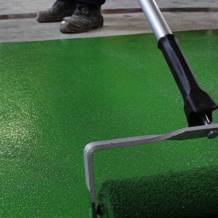 Epoxy coating systems