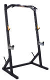 Powertec Half Rack Black HR19-B