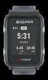 Sigma ID.FREE Pulsur med nyeste GPS funktion