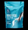Bodylab Whey 100 Protein - 1kg Vanilla Milkshake