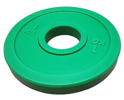 1kg fractional plate 50mm sæt