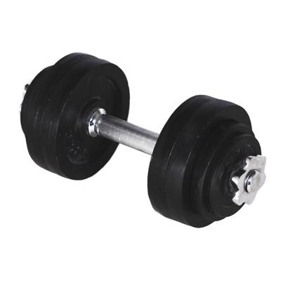 15 kg. Justerbar håndvægt - 30 mm