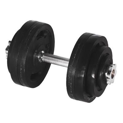 40 kg. Justerbar håndvægt - 30 mm.