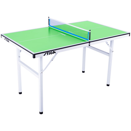 Stiga Mini Bordtennisbord - Neon Grøn