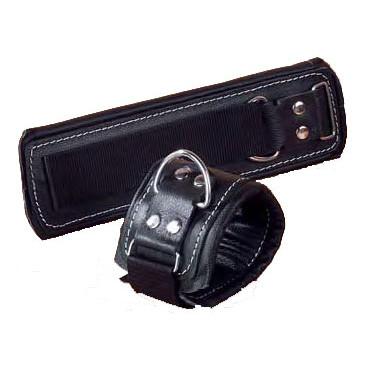 Ankelrem læder Velcro