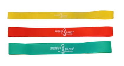 3 stk. Body-Rubberband