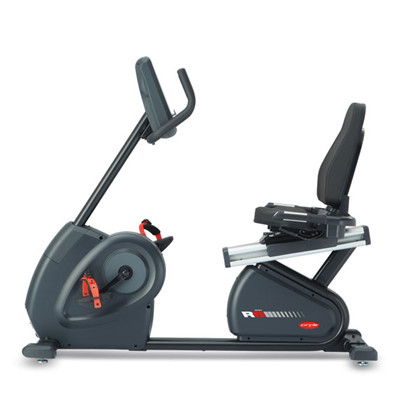 Circle Fitness - Siddecykel R8 Sort