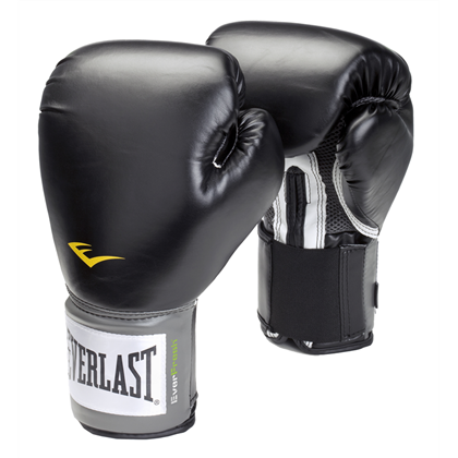 Everlast Boksehandske 10-16 oz Sort