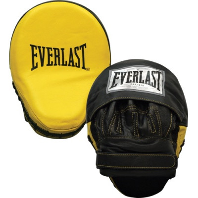 Everlast Leather Punch Mitts