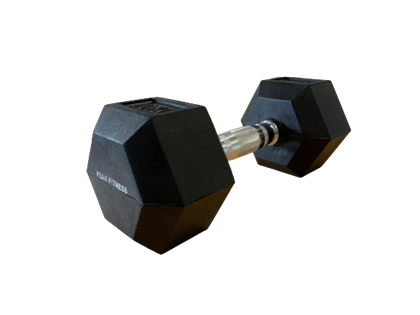 Peak Fitness Hex Håndvægt