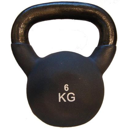 Peak Fitness 6 kg. Kettlebell