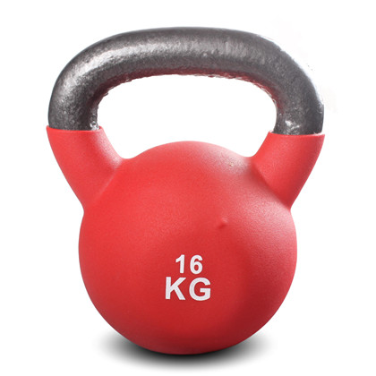 Peak Fitness 16 kg. Kettlebell