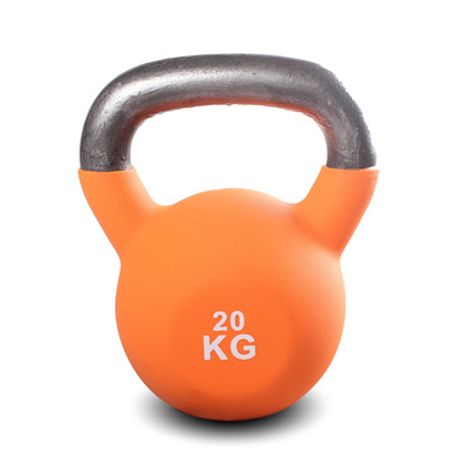 Peak Fitness 20 kg. Kettlebell