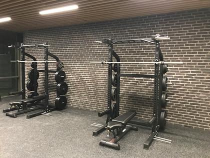 Peak Fitness - Half Rack Pro