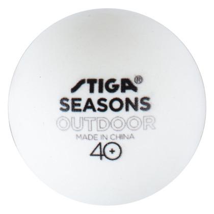 Stiga Seasons Outdoor 6-Pack Bolde