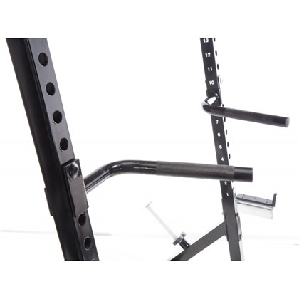 Powertec Dip Bars for Half Rack