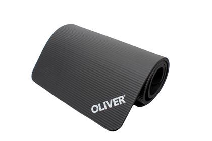 Oliver Måtte 180*60*1,5 cm - Sort