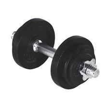 10 kg. Justerbar håndvægt - 30 mm