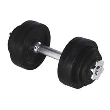 20 kg. Justerbar håndvægt - 30 mm