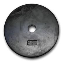 5 kg Vægtskive - 25 mm