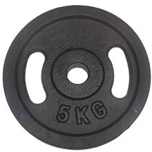5 kg. vægtskive - 30 mm.