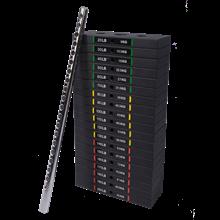 Powertec Vægtmagasin til Lat Tower - 90kg