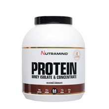 Nutramino Whey Protein - 1800g. Chokolade