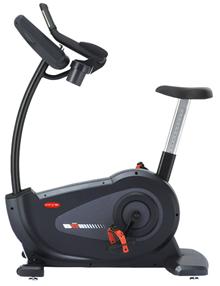 Circle B8 træningscykel LED - Sort