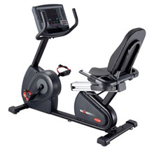 Circle Fitness - Siddecykel R8 Sort