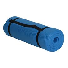 FG Sport Træningsmåtte Blå