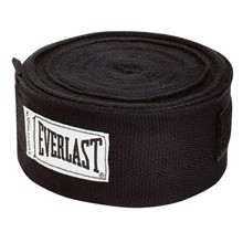 Everlast Hand Wrap 2,75 meter - Sort
