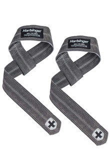 Harbinger Power Straps - Læder