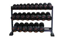 Inspire stativ m. 8 - 30 kg håndvægte