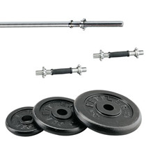 50 kg. vægtsæt 30 mm. Kettler