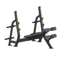 Relax Olympic Decline Bench PTT0211