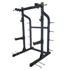 Peak Fitness Half Rack Pro