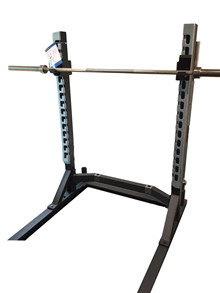 Peak Fitness Pro Squat Rack