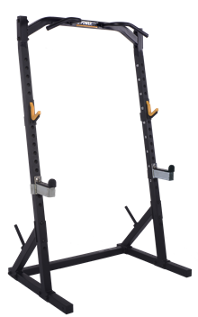 Powertec Half Rack Black HR18-B