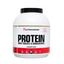 Nutramino Whey Protein - 1800g. Jordbær