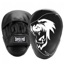 Super Pro PU Curved Punch Mitts