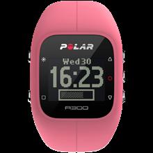 Polar A300 Pink med pulsbælte