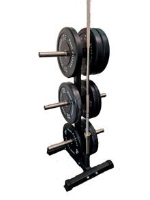 Peak Fitness Bumper Vægtstativ