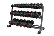 Inspire stativ m. 2-26 kg håndvægte