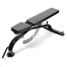 Peak Fitness Skråbænk justerbar med hjul udstilling