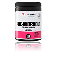 Nutramino Pro Pre-Workout 315g